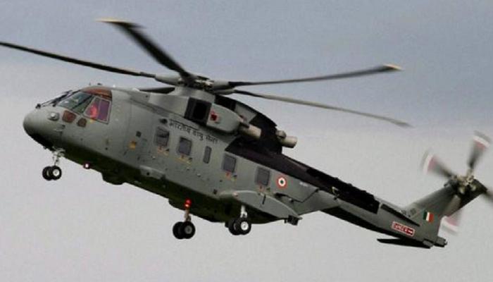 अरुणाचलमधील हेलिकॉप्टर अपघातातील मृतांची संख्या ७ वर...