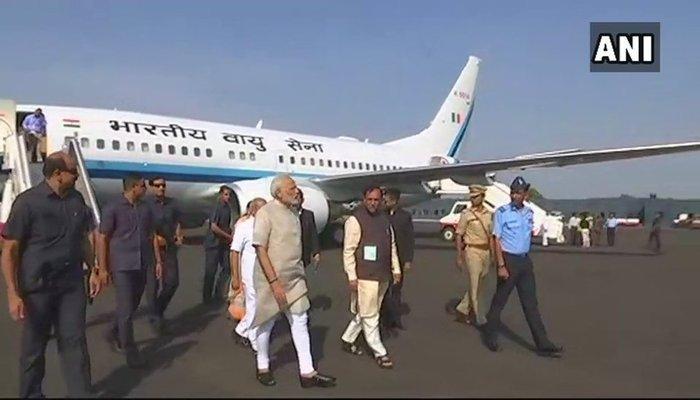 पंतप्रधान नरेंद्र मोदी गुजरात दौऱ्यावर