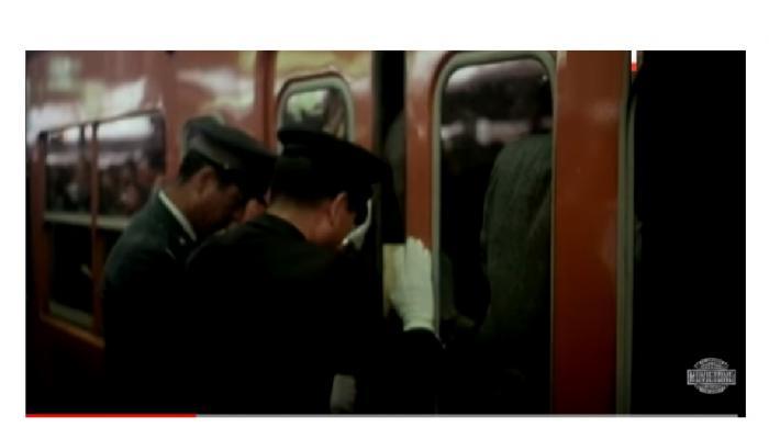 जपानच्या पहिल्या बुलेट ट्रेनचा व्हिडीओ - १९६४