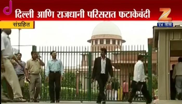 सर्वोच्च न्यायालयाची दिल्लीत फटाके विक्रीवर बंदी