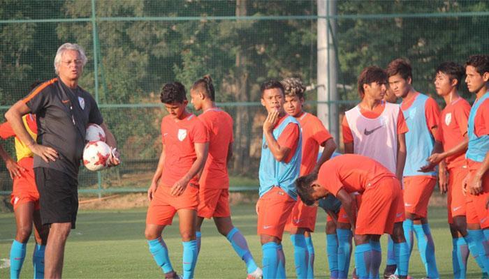 अंडर-17 वर्ल्ड कप : भारताचा मुकाबला कोलंबियाशी