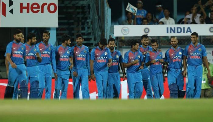 ऑस्ट्रेलियाविरुद्धची तिसरी टी-२० पावसामुळे रद्द