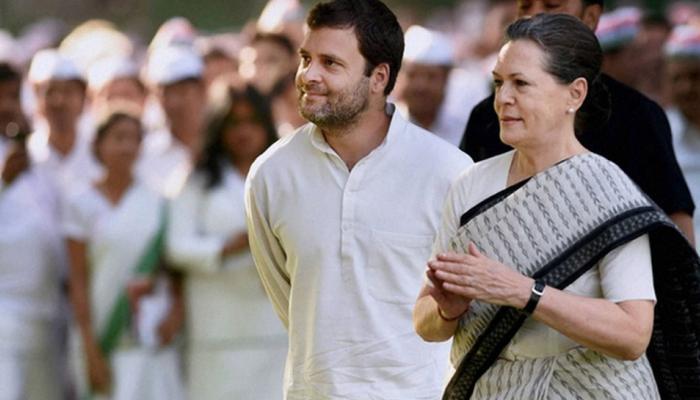 राहुल गांधी लवकरच काँग्रेस अध्यक्षपदी: सोनिया गांधी
