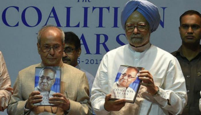 मी पंतप्रधान झालो तेव्हा प्रणव मुखर्जी नाराज होते - मनमोहन सिंह