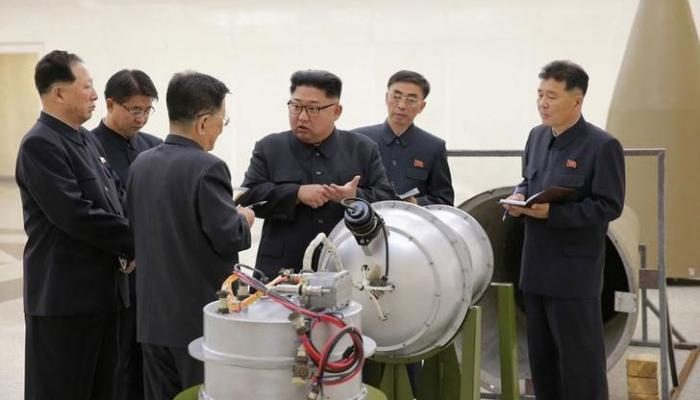 उत्तर कोरियानं पुन्हा एकदा केली अणुचाचणी