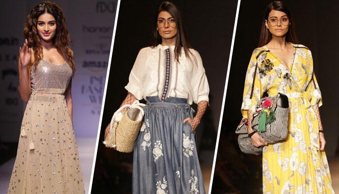 अमेझॉन इंडिया फॅशन वीक २०१७