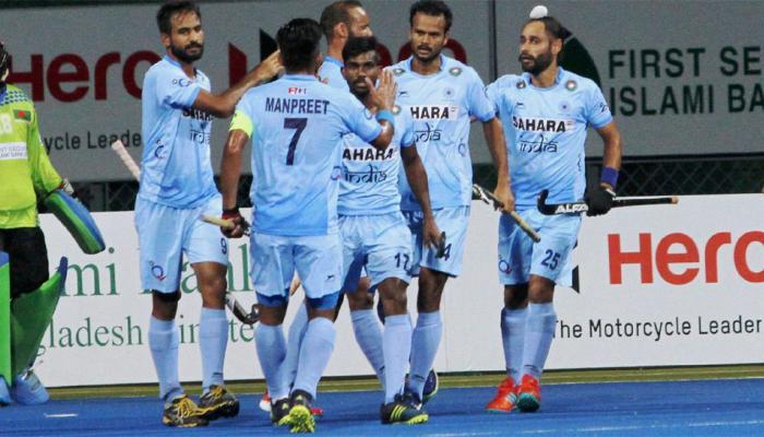 आशिया चषक हॉकी: भारताकडून पाकिस्तानचा दारूण पराभव