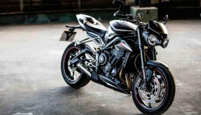 ट्रायम्फची नवीन दमदार बाईक भारतात लॉन्च
