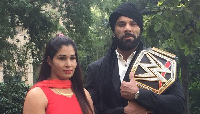 कविता देवी - WWE मध्ये भारताचं प्रतिनिधित्त्व करणारी पहिली महिला खेळाडू