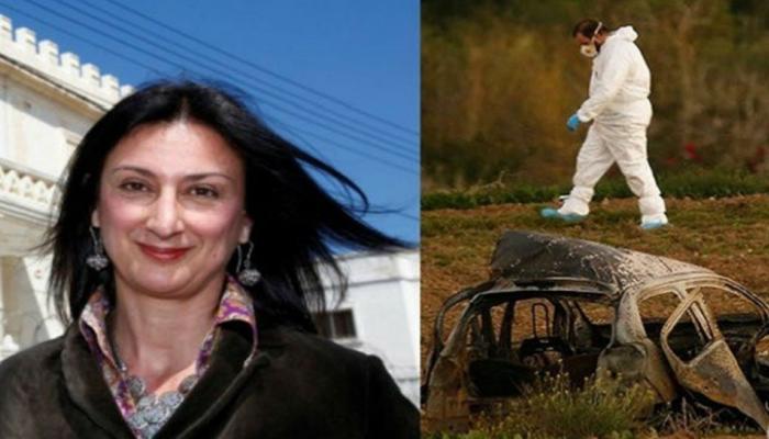 'पनामा घोटाळा' जगासमोर आणणाऱ्या महिला पत्रकाराचा बॉम्बस्फोटात मृत्यू