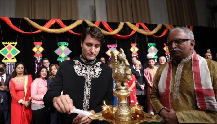 कॅनडा पंतप्रधानाच्या 'या' ट्विटमुळे भारतीयांमध्ये नाराजीचा सूर