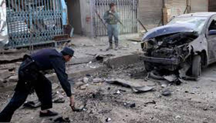 अफगाणिस्तानात मस्जिदमध्ये आत्मघातकी दहशतवादी हल्ला, १० ठार