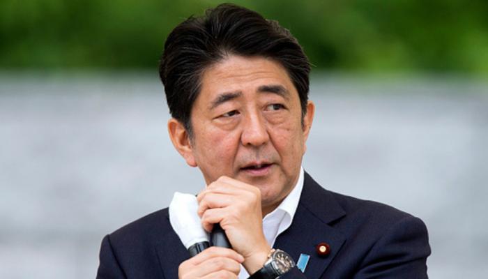 जपानमध्ये शिंजो आबे विजयासमीप