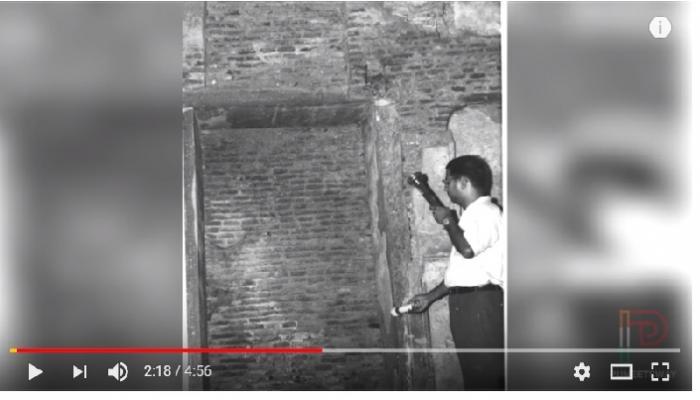 पाहा, ताजमहलच्या 'रहस्यमय' खोलीचा व्हिडीओ