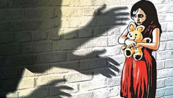 ६ वीत  शिकणाऱ्या मुलीवर बलात्काराचा प्रयत्न....