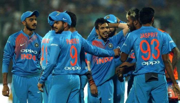 न्यूझीलंडविरुद्ध पहिल्यांदाच भारत जिंकला टी-20 मॅच