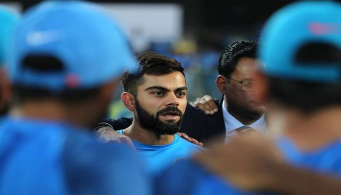 भारत-न्यूझीलंड तिसऱ्या टी-२० मॅचमध्ये झाली मोठी चूक