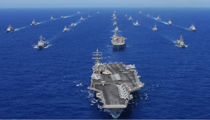 उत्तर कोरियाला इशारा, अमेरिका आणि दक्षिण कोरियाने सुरु केला युद्ध अभ्यास