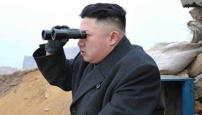 अशिया दौऱ्यात ट्रम्प मागतायत युद्धाची भीक -  उत्तर कोरिया