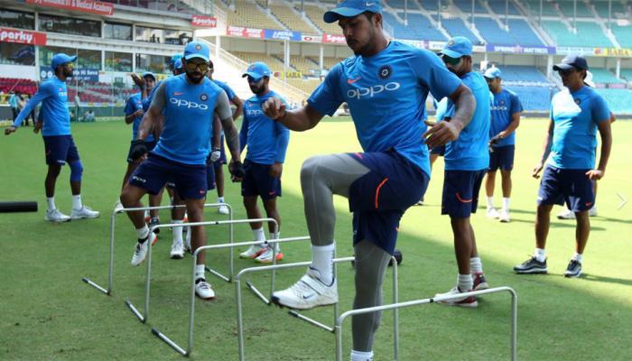 टीम इंडियाचा फिटनेस सुधारण्यासाठी होत आहे ही चाचणी