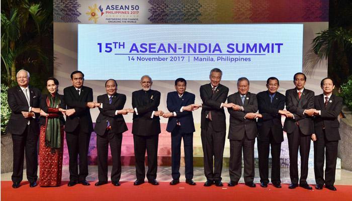 प्रजासत्ताक दिनी मोदींनी आशियान देशांच्या नेत्यांना केलं आमंत्रित