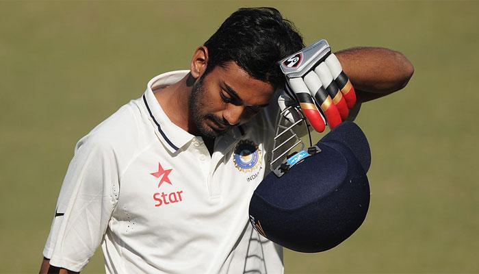 कसोटी क्रिकेटमध्ये लोकेश राहुलच्या नावे खराब रेकॉर्डची नोंद