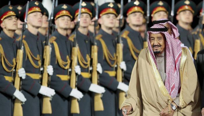 पुढील आठवड्यात सौदीला मिळणार नवा किंग - रिपोर्ट