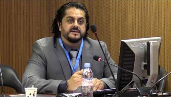 बलुच नेता मेहरान मारी स्वित्झर्लंडच्या झुरीच विमानतळावर स्थानबद्ध