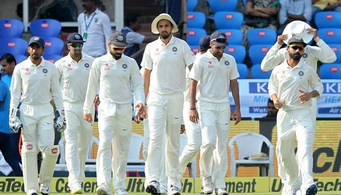 श्रीलंकेविरोधात टीम इंडिया अडचणीत, १७२ रनवर ऑलआऊट