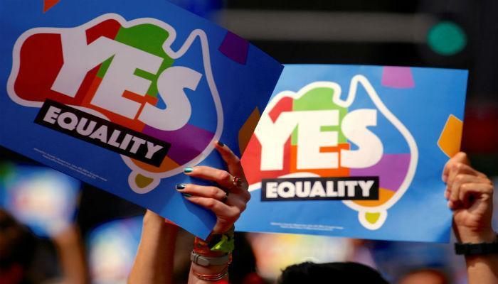 ऑस्ट्रेलियन नागरिकांनी बहुमताने दिली 'सेम सेक्स मॅरेज'ला संमती