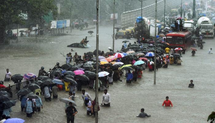मुंबई शहर जाणार पाण्याखाली- नासा रिपोर्ट