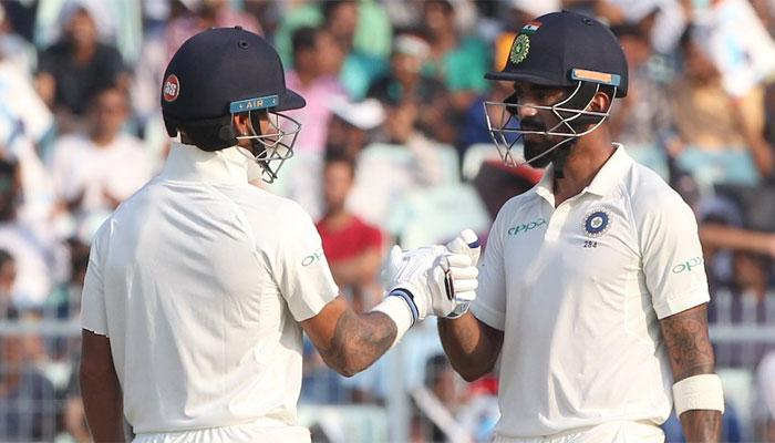 चौथ्या दिवसअखेर भारताकडे 49 धावांची आघाडी