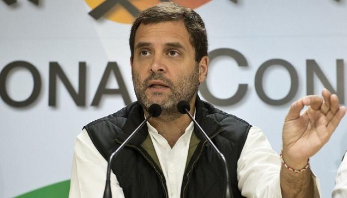 काँग्रेस अध्यक्षपद निवडणुकीच्या बैठकीत राहुल गांधी म्हणाले...!