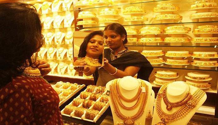 तीन दिवसांत सोन्याच्या किंमतीत ३७५ रुपयांची घसरण