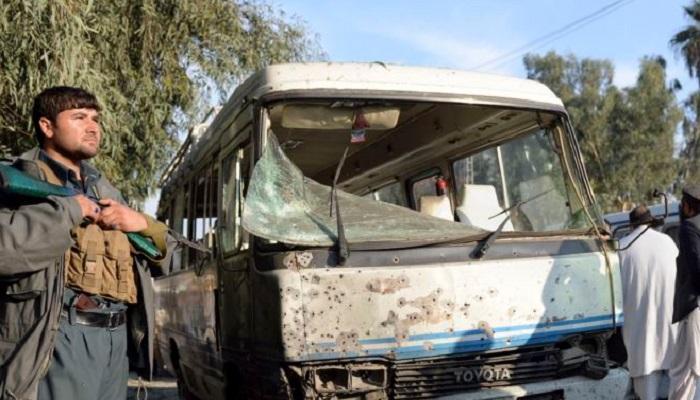 अफगाणिस्तानात आत्मघातकी हल्ला, ८ ठार