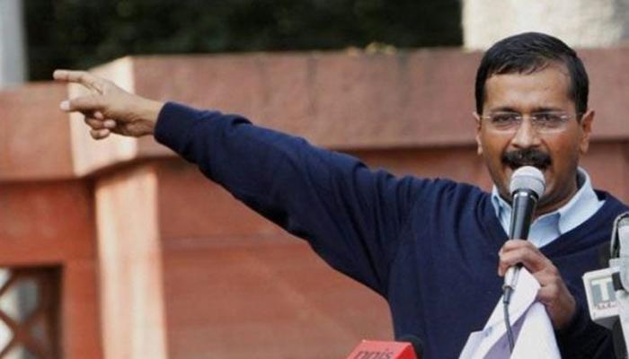 हिंदू, मुस्लिमांच्या नावाखाली देशात फूट पाडतो भाजप - अरविंद केजरीवाल