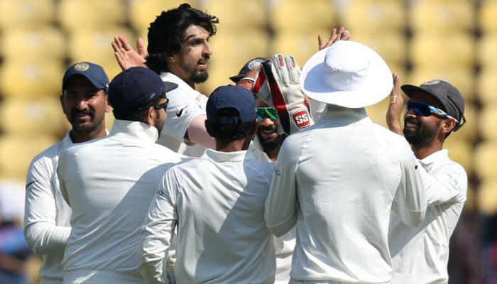 INDvsSL: टीम इंडिया विजयाच्या उंबरठ्यावर