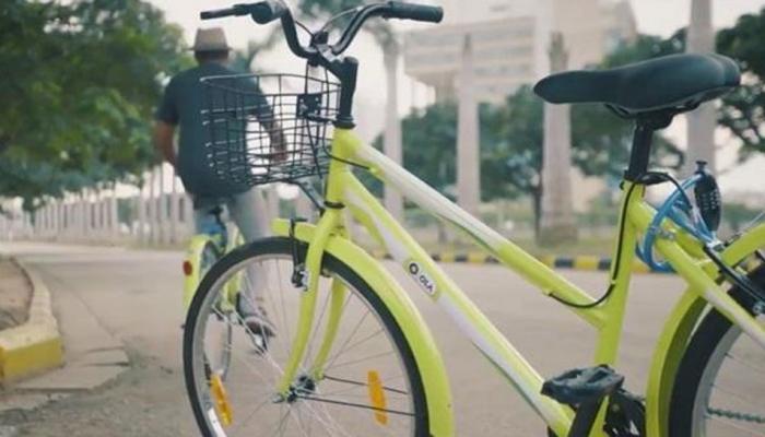 सायकल चालवायला आवडतं, मग ओला आहे सेवेशी !