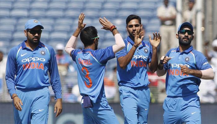श्रीलंकेविरुद्धच्या टी-20 सीरिजसाठी भारतीय संघ जाहीर