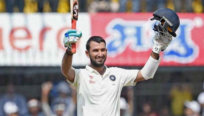 टेस्ट क्रिकेटमध्ये पुजाराचा मोठा कारनामा, कोहलीला टाकले मागे
