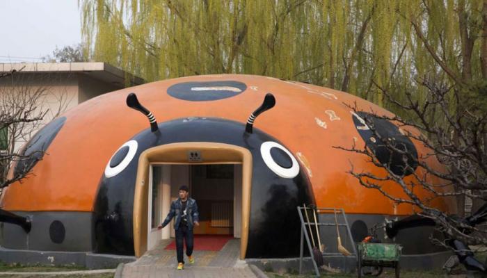"""चीनमध्ये """"टॉयलेट क्रांती"""" पर्यटकांना आकर्षक करण्यासाठी खास प्रयत्न"""