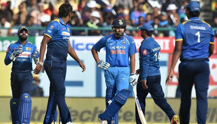 भारत विरुद्ध श्रीलंका दुसरी वन-डे मोहालीत रंगणार