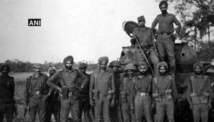 पाकिस्तानवरील ऐतिहासिक विजयाला ४६ वर्षे,  देशभरात विजय दिवस