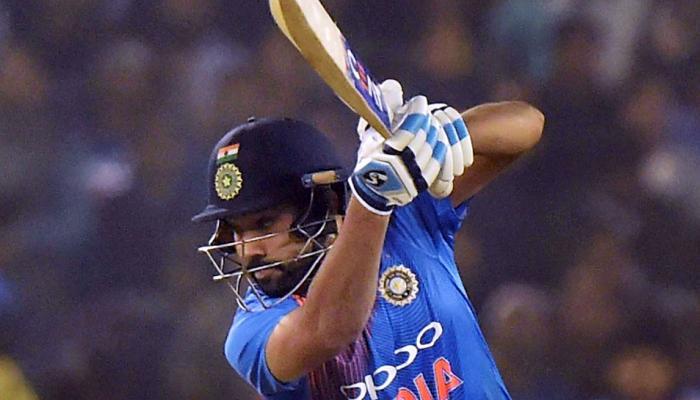 टी-२० भारताचा सर्वात मोठा विजय, कर्णधार रोहितने या क्रिकेटरला दिले विजयाचे श्रेय