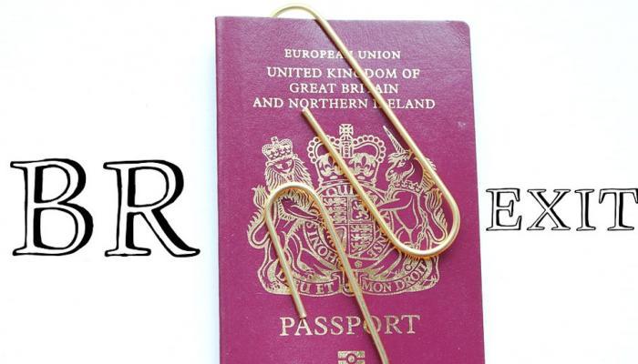ब्रेक्झिटनंतर इंग्लंडच्या पासपोर्टचा बदलणार रंग !
