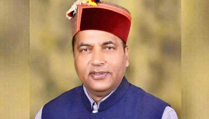 जयराम ठाकूर हिमाचल प्रदेशचे नवे मुख्यमंत्री