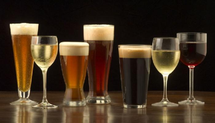नवीन वर्षाचं स्वागत आणि एकच प्याला !