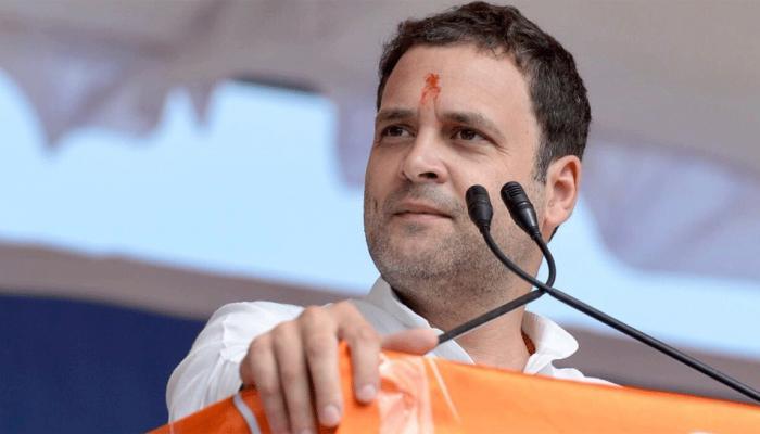 कोण म्हणालं राहुल गांधीना 'हँडसम'? अध्यक्षांनी दिलं हे उत्तर