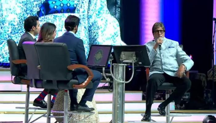अमिताभ बच्चन मुकेश अंबानींच्या मुलांसोबत खेळले KBC, अनेक गोष्टींचा खुलासा