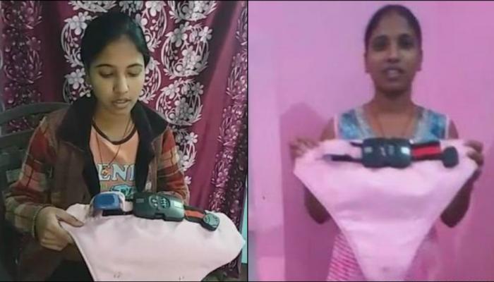 उत्तर प्रदेश: सर्वसामान्य मुलीने बनवली 'बलात्कार फ्री अंडरवेअर'